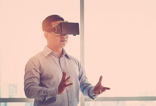 Gauging VR's promise for pharma
