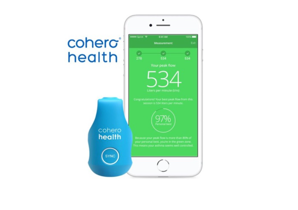 Aptar Pharma Acquires the Assets of Cohero Health, a Digital Respiratory Health Company