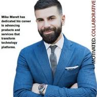 PharmaVoice 100 | 2017 - The Entrepreneurs // Mike Marett - Bringing Cutting-Edge Solutions to Marketing