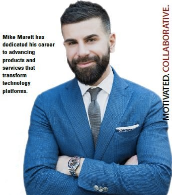 PharmaVoice 100 | 2017 - The Entrepreneurs // Mike Marett - Bringing Cutting-Edge Solutions to Marketing
