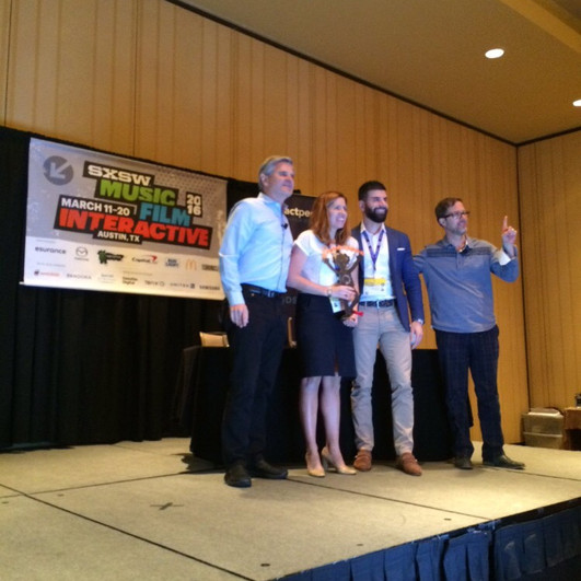 Cohero Health Wins at SXSW's Impact Pediatric Health Pitch Competition
