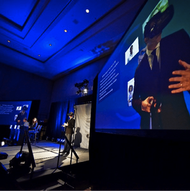 Innovators 2017: Strategies - Mixed-Reality Live Stage CME Presentation by Confideo Labs