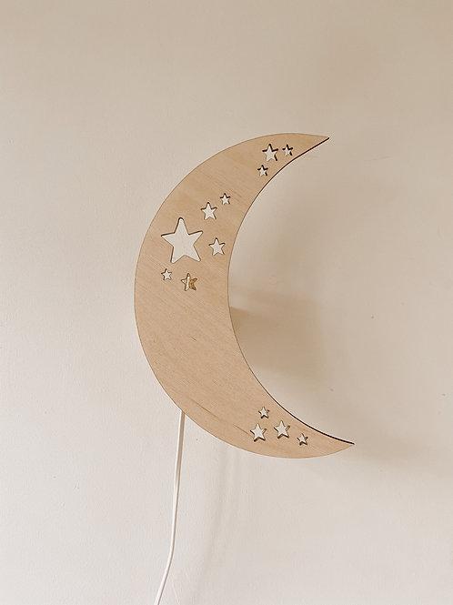 Nachtlampje Moon