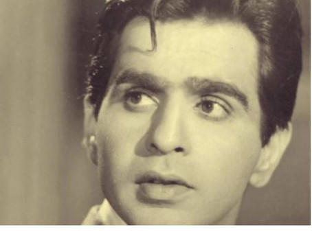 Dilip Kumar's last photographs with Maharishi Aazaad