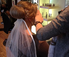 Professional Bridal Hair Training