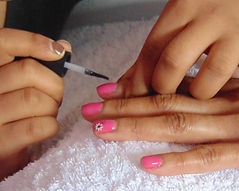 Gel Nail Polish Training