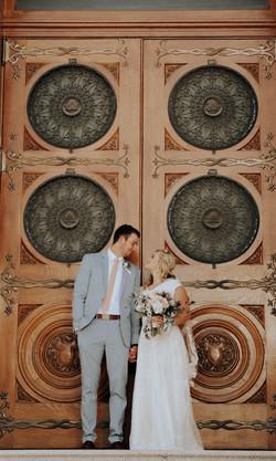 Kirsten & Kaden Wedding Day