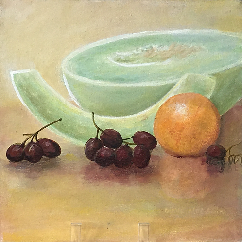 Winter Fruits by Diane Alec-Smith