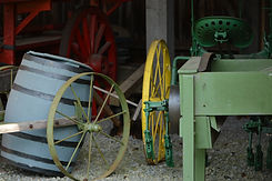 Farm Equipment Southold Historical Society