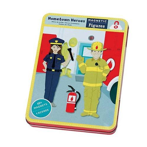 Hometown Heroes - Magnetic Figures