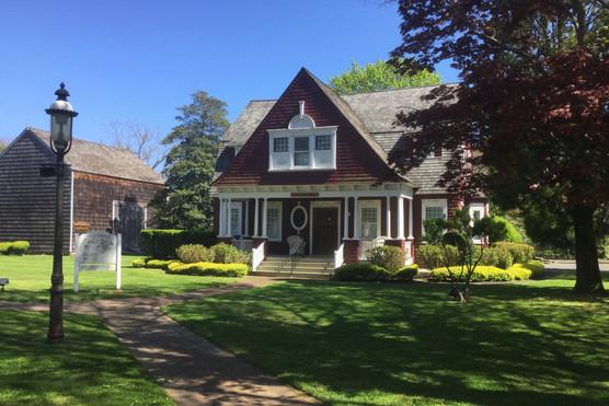 Ann Currie Bell House