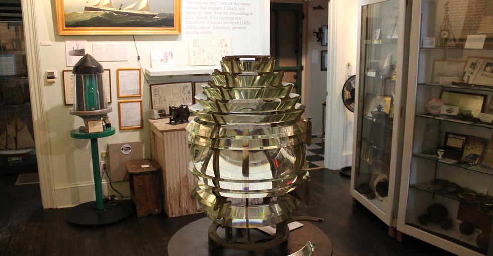Nautical Museum interior.JPG