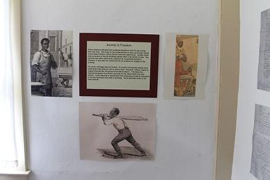 Enslavement in Southold Exhibit Photos