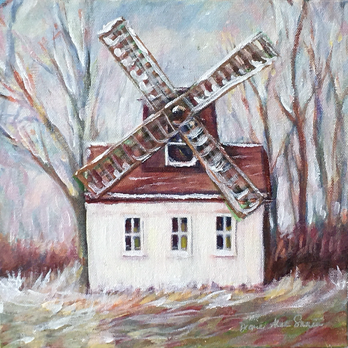 Windmill by Diane Alec-Smith