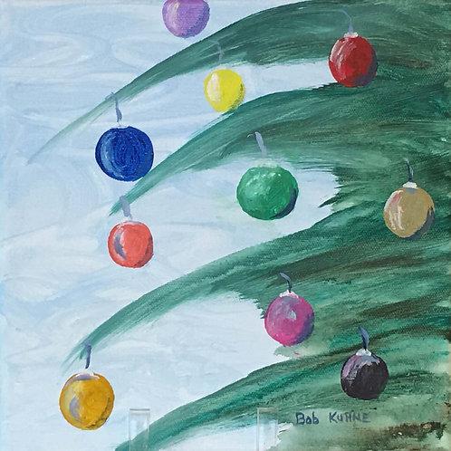Holiday Garb by Bob Kuhne