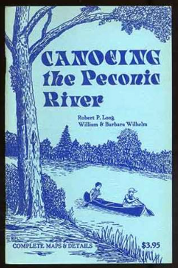 Canoeing the Peconic River