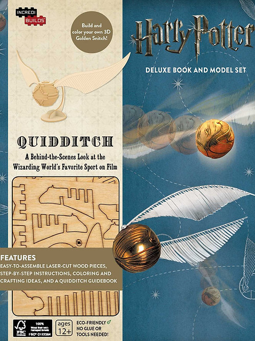 Quidditch Bundle – Signed by Author!