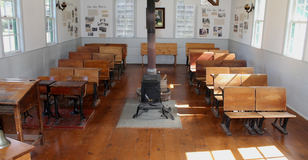 Bay View School Southold Historical Museum.JPG