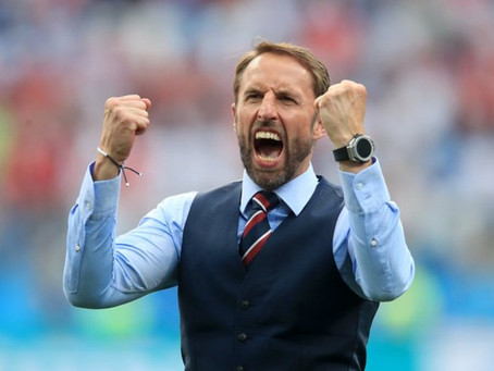Three Games for the Three Lions