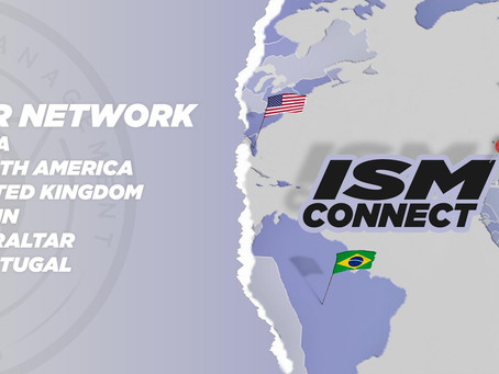 ISM Connect: Our Global Network