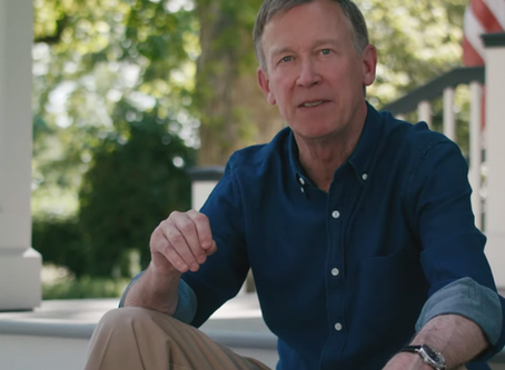Another One Bites The Dust - Hickenlooper Out