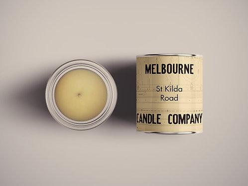 St Kilda Road - Blood Orange, Nutmeg & Clove