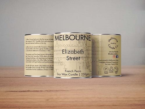 Elizabeth Street - French Pear