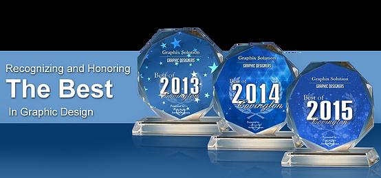 Award Winning Designer