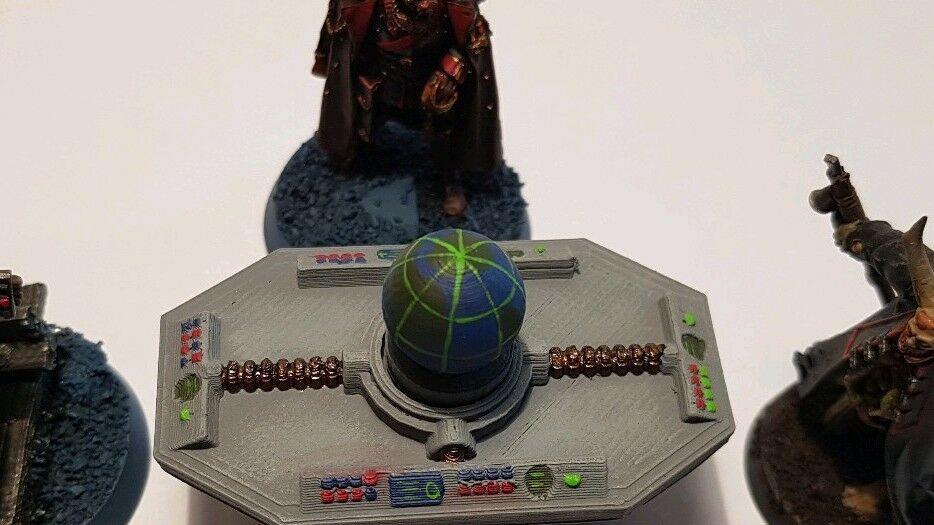 warhammer 40k kill team Strategic Command Station