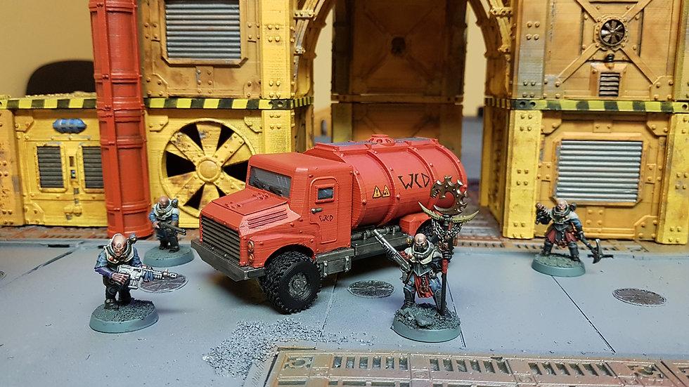 Modutruck- Civilian Tanker