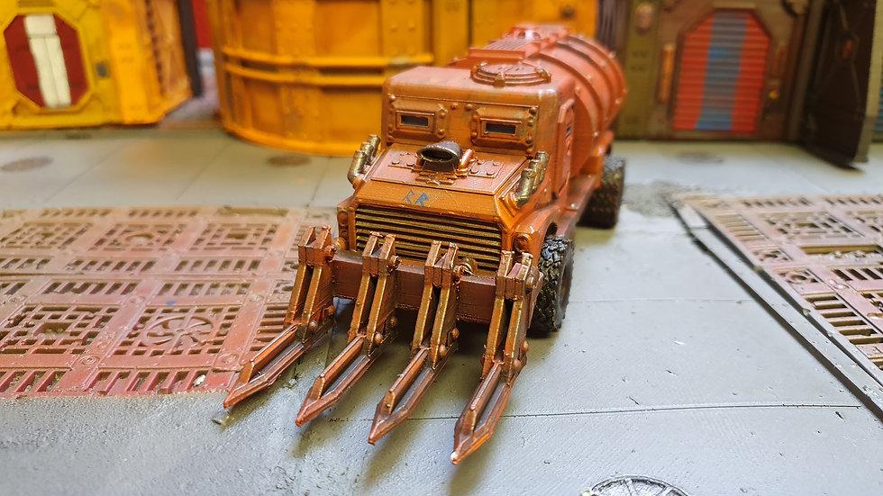 Modutruck- Post Apocalyptic Tanker