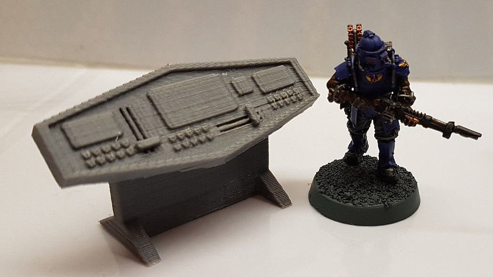 warhammer 40k kill team command console