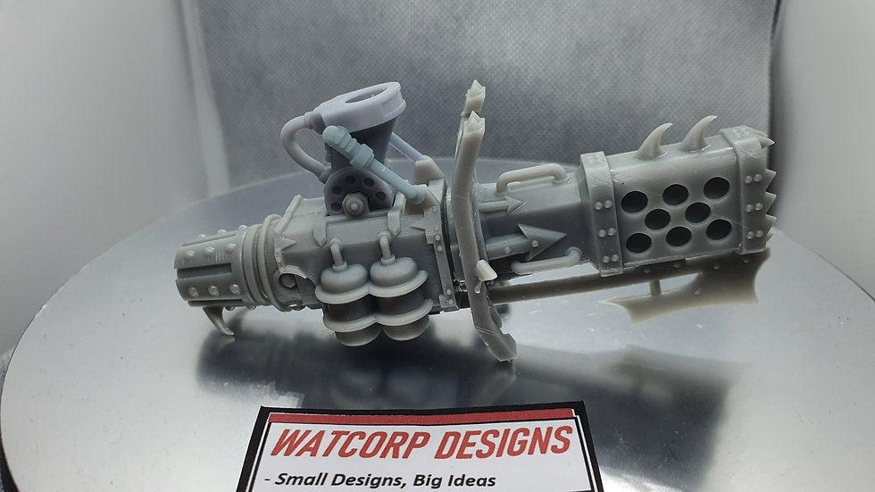 Chaos Knight Scale Thermal Cannon