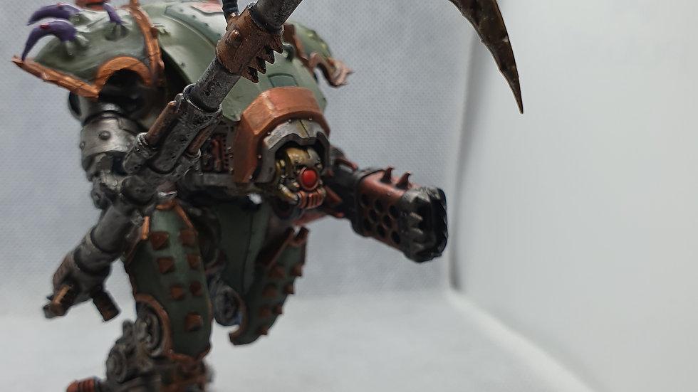 Chaos Wardog Scythe Arm