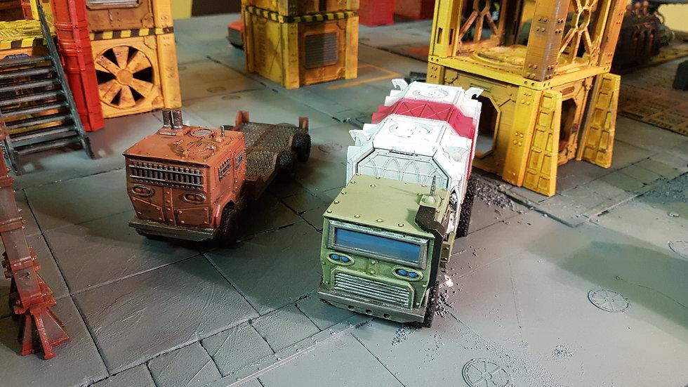 Modutruck- Civilian Flatbed