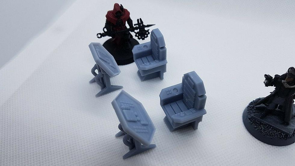 Control Deck Bundle - Warhammer 40k killteam