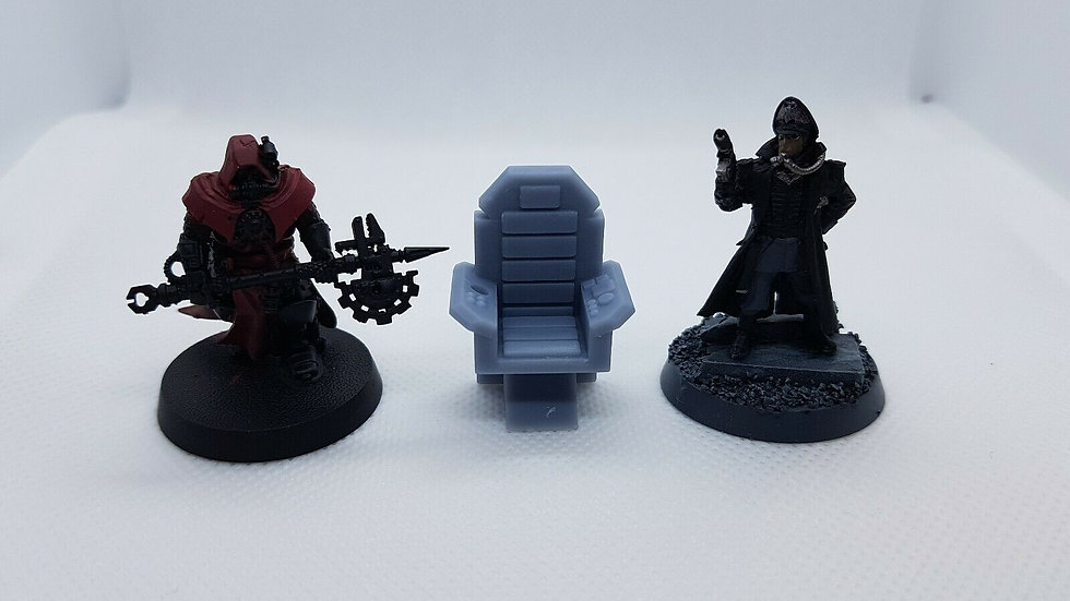 Control Throne - Warhammer 40k killteam