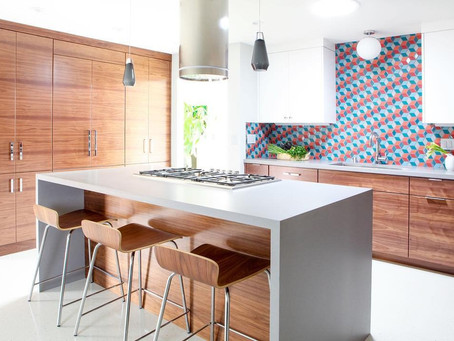 What type of lighting is best for kitchens?