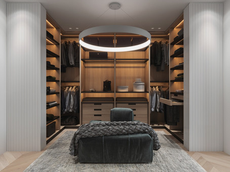 Tips to get a perfect closet