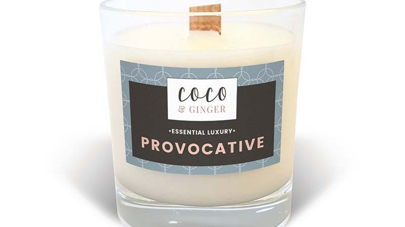 Small glass 'Provocative'
