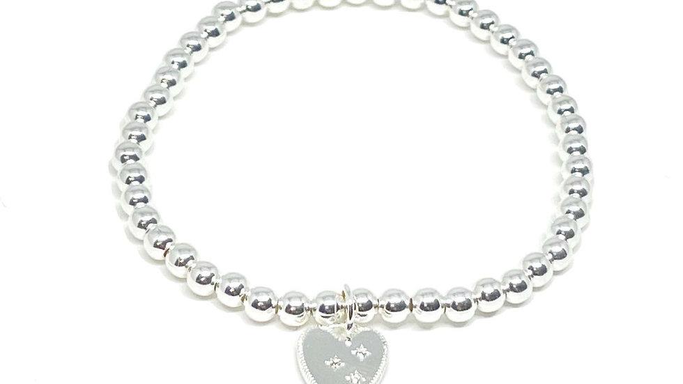 Lucy Heart Bracelet