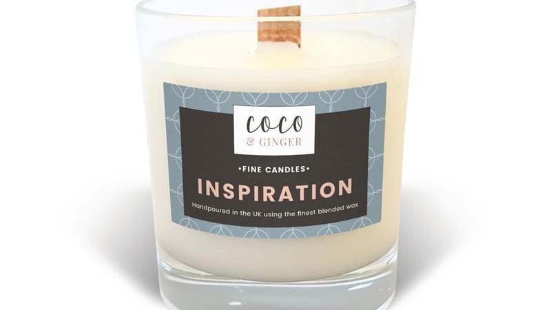 Small glass 'Inspiration'