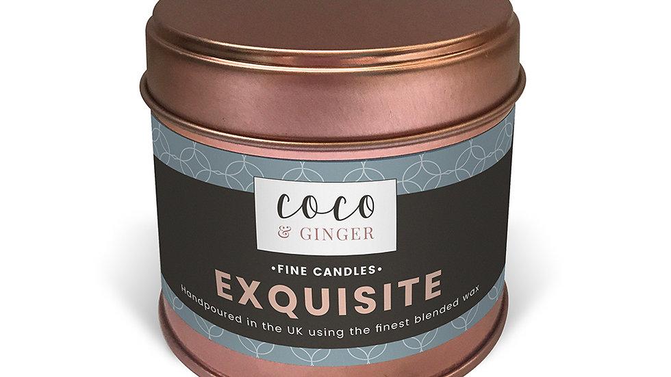 Copper tin 'Exquisite'