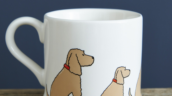 Golden Cocker Spaniel Mug