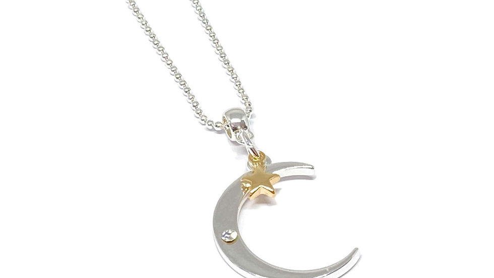 Amy Moon Necklace