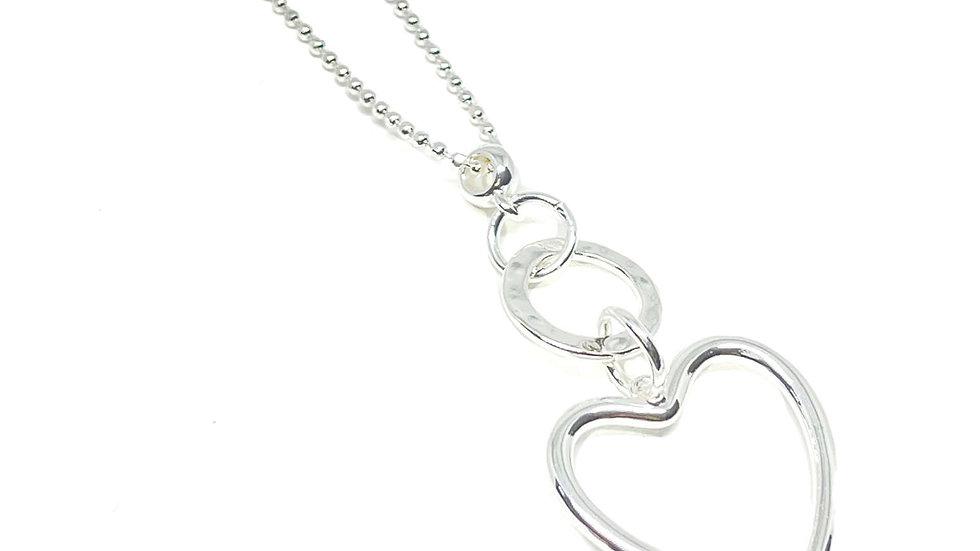 Athena Heart Necklace