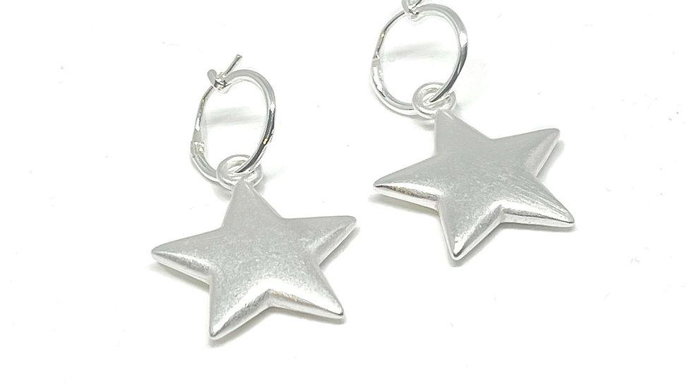 Florence Sterling Silver Earrings