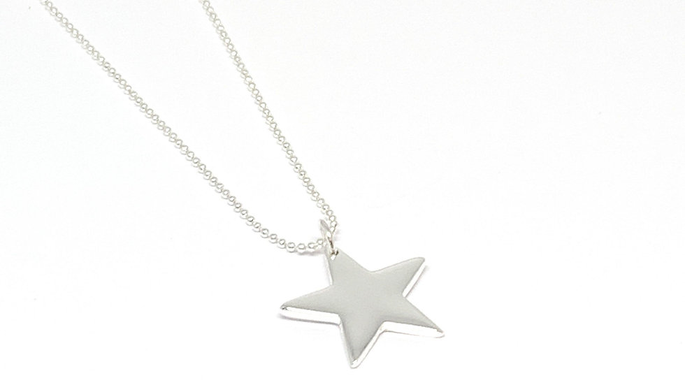 Katie Star Necklace