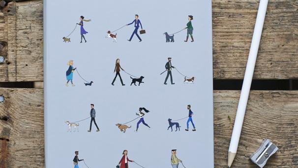 Dog Walker's Notebook
