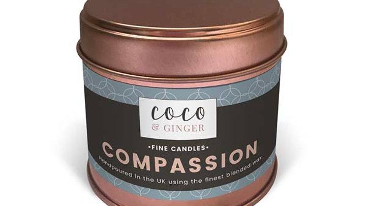 Copper tin 'Compassion'
